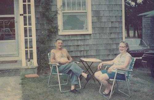 Nana and Warren